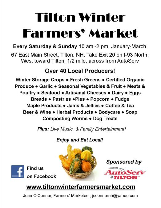 Farmers' Market Flyer